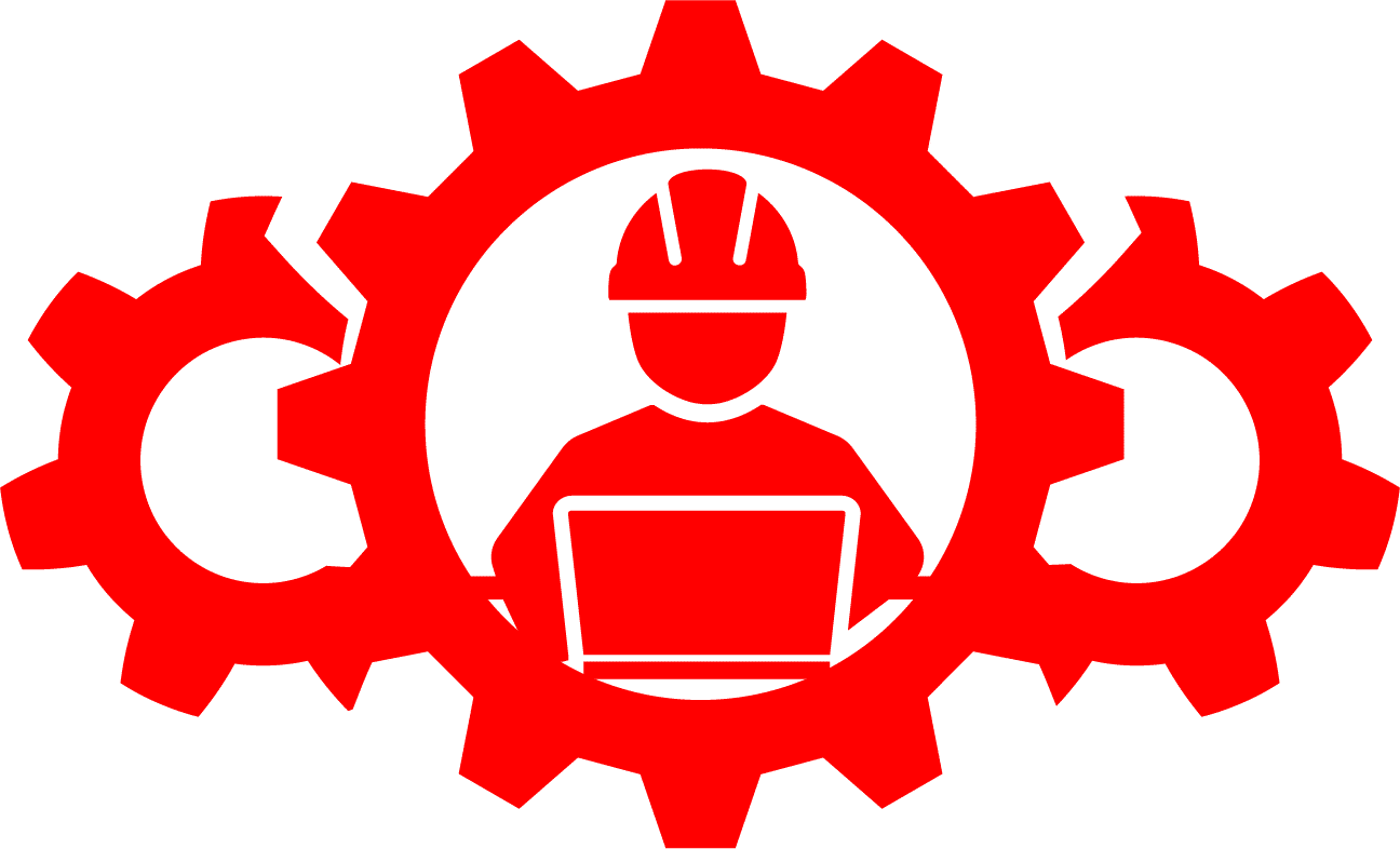 Automation Services Icon Red